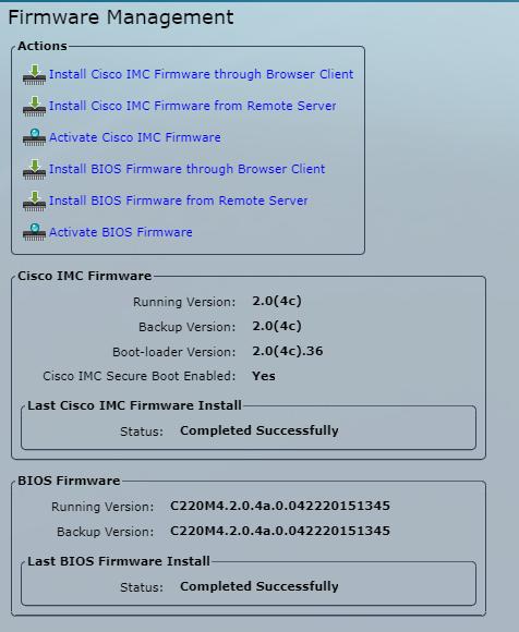 Обзор CIMC — Cisco Integrated Management Controller | internet-lab ru