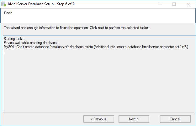hMailServer - установка | internet-lab ru