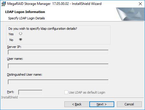 Avago MegaRAID Storage Manager - интерактивное руководство