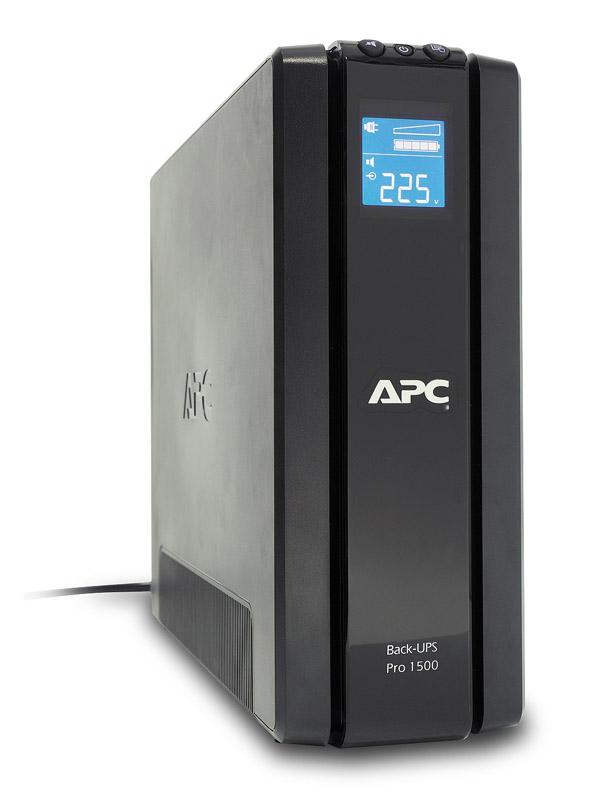 ИБП (UPS) APC Back-UPS Pro BR1500G-RS — выключение и включение сервера |  internet-lab.ru