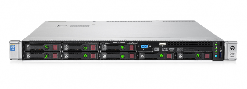 HP Proliant DL 360 Gen9